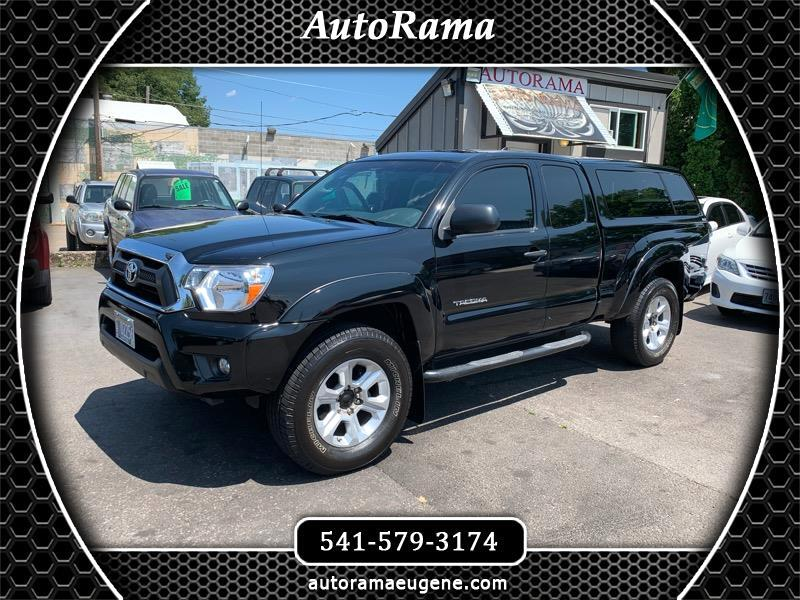 2015 Toyota Tacoma 4WD Access Cab V6 AT TRD Off Road (Natl)