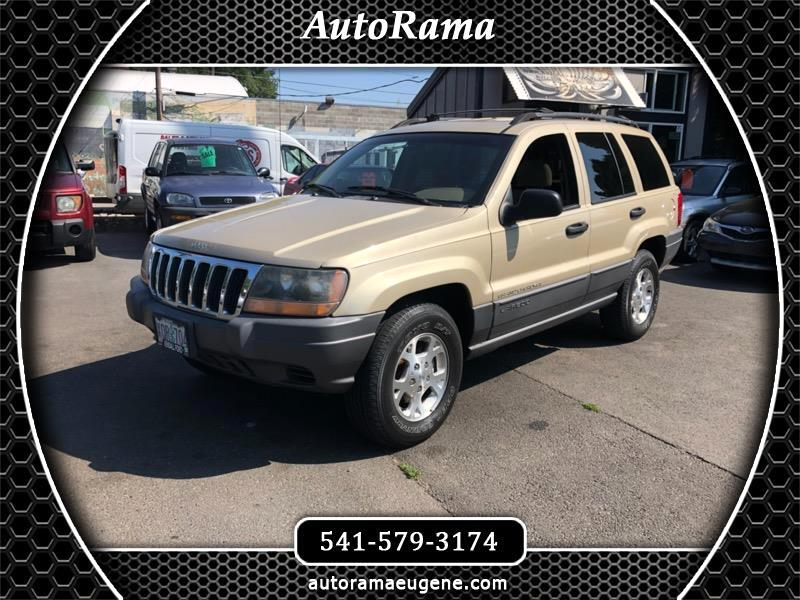 2001 Jeep Grand Cherokee 4WD / 2ND OWNER ALWAYS MAINTAINED!