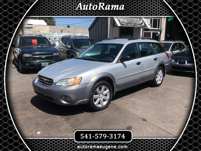 Subaru Outback 2.5i Premium 2006