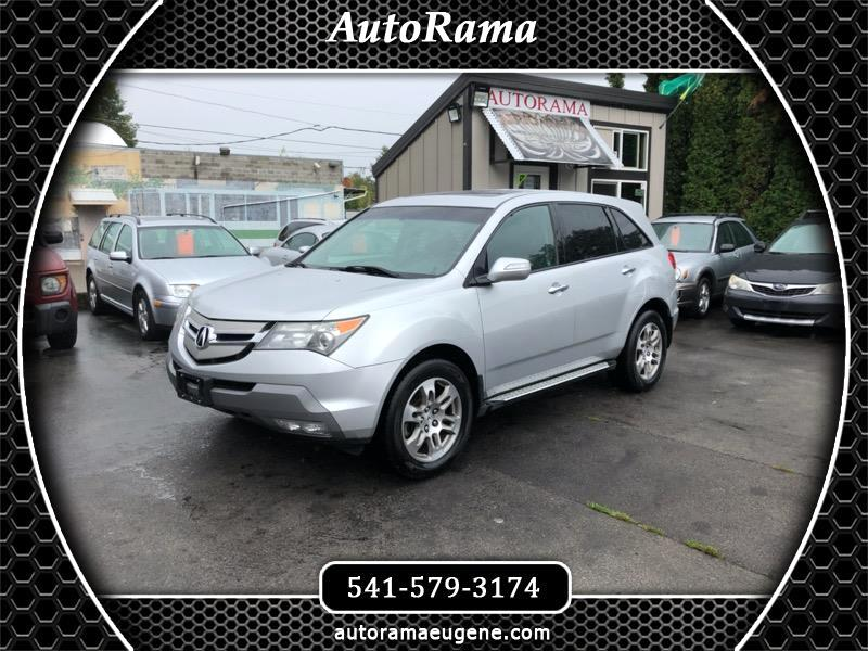 2008 Acura MDX 4WD TOURING / T BELT REPLACED / NEW TIRES