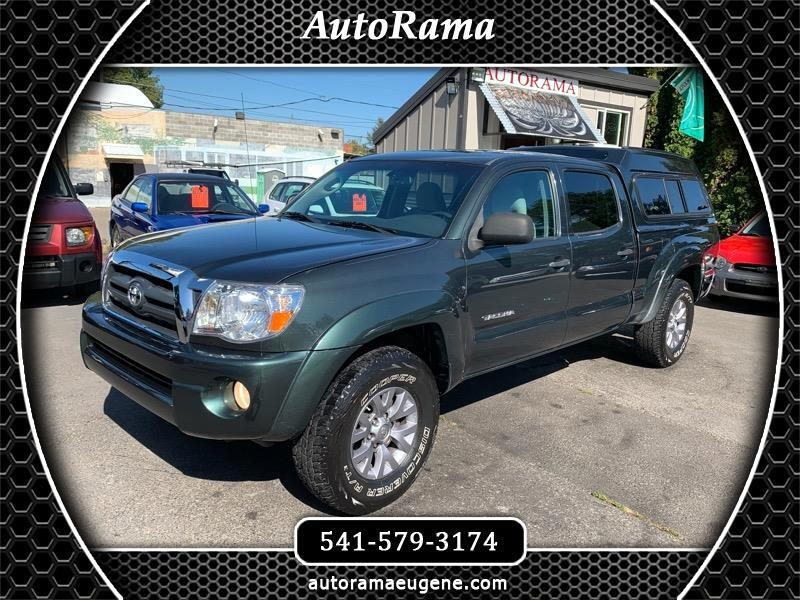 2010 Toyota Tacoma 4WD SR5 LONGBED / NEW COOPER TIRES / RUNS GREAT