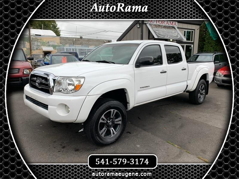 Toyota Tacoma Double Cab Long Bed V6 Auto 4WD 2006