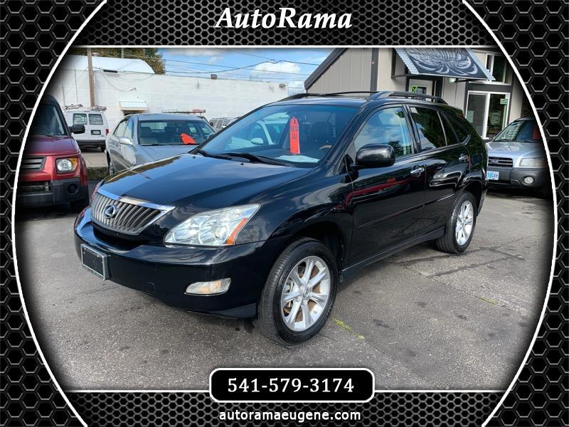 2008 Lexus RX 350 ONLY 70K - SUPER CLEAN - 1 OWNER - LOADED