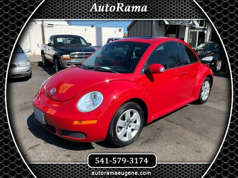Volkswagen New Beetle 2.5L PZEV 2007