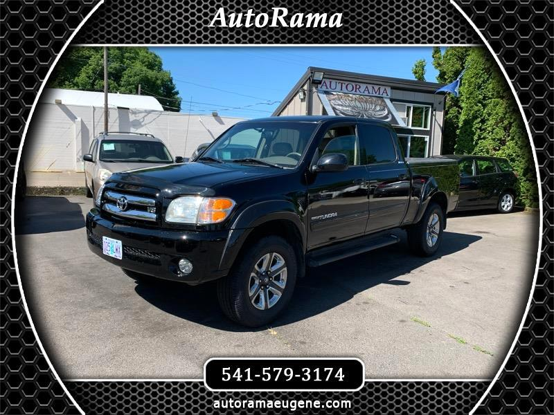 Toyota Tundra Limited Double Cab 2WD 2004