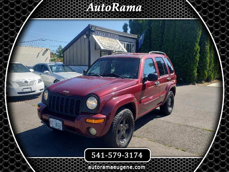 Jeep Liberty Limited 4WD 2003