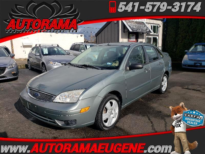 Ford Focus ZX4 SES 2006