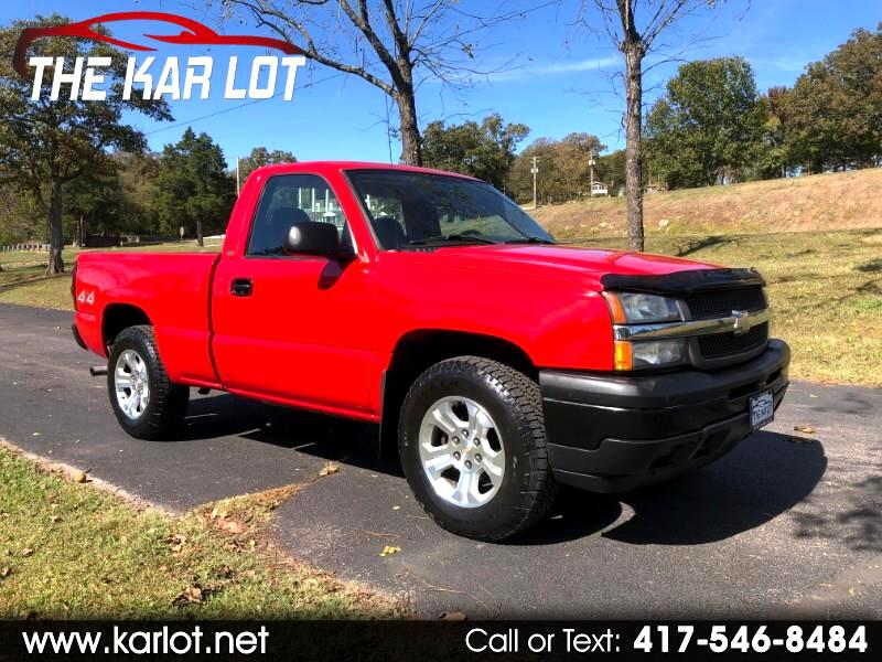 2005 Chevrolet Silverado 1500 Short Bed 4WD