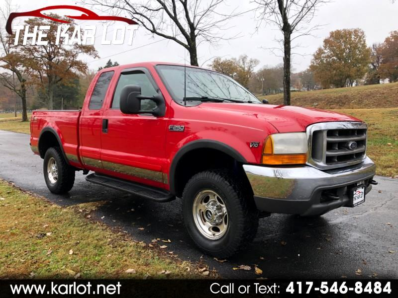 2001 Ford F-250 SD Lariat SuperCab Short Bed 4WD