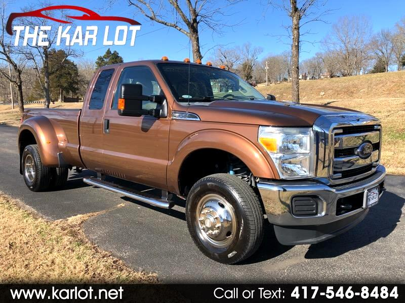 Ford F-350 SD XLT SuperCab Long Bed DRW 4WD 2012