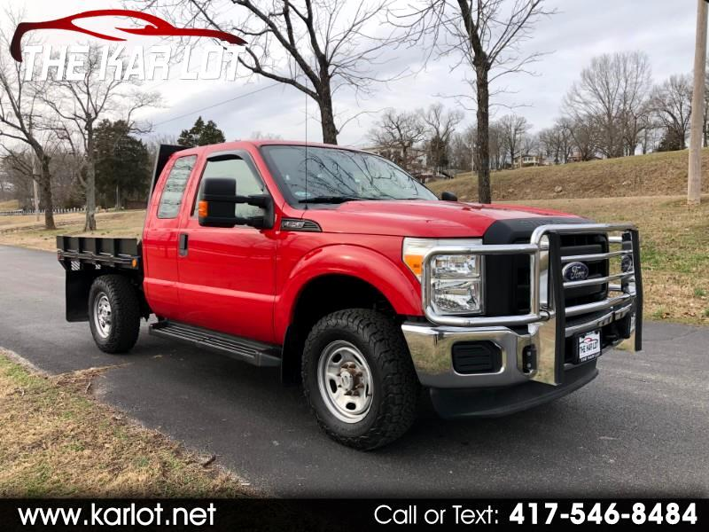 Ford F-250 SD XL SuperCab 4WD 2011