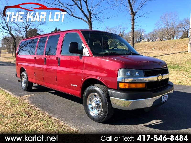 Chevrolet Express 3500 Extended 2006