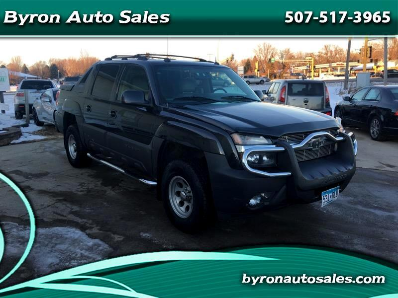 "2005 Chevrolet Avalanche 1500 5dr Crew Cab 130"" WB 4WD LT"