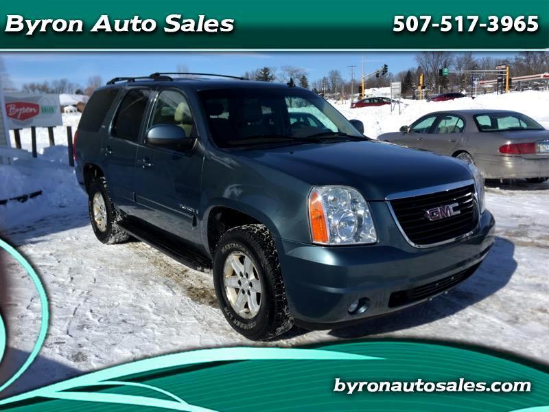 2009 GMC Yukon SLT 4WD