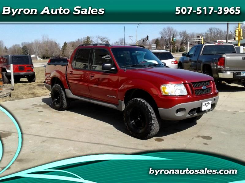 Ford Explorer Sport Trac 4WD 2001