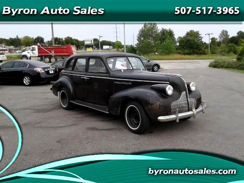 Buick Special  1939