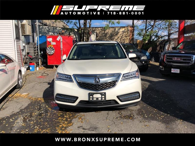 2016 Acura MDX 4dr SUV AT Touring RES w/Navi