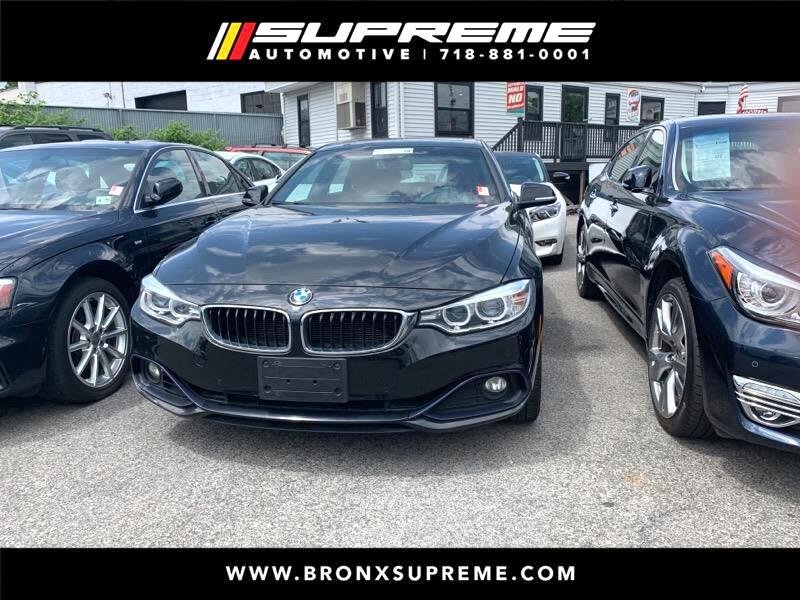 2016 BMW 4 Series 4dr Sdn 428i xDrive AWD Gran Coupe