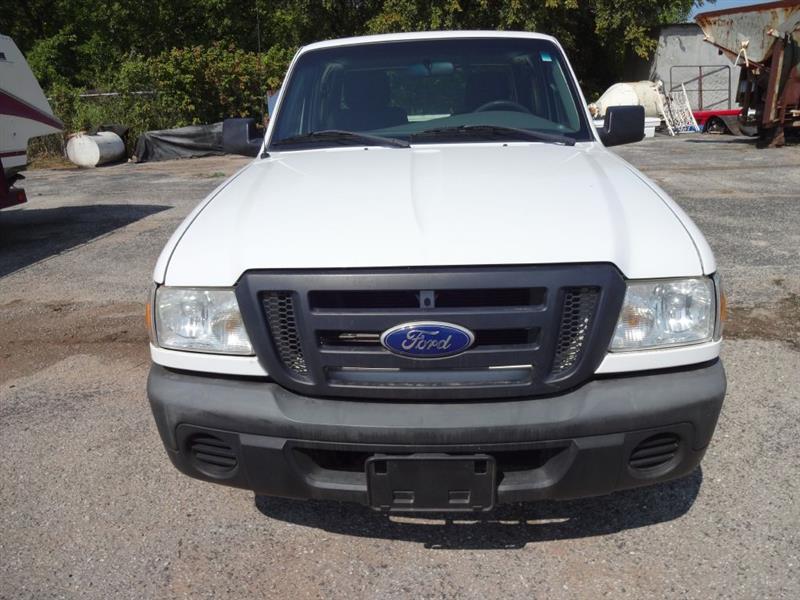 Ford Ranger XL SuperCab 2WD 2011