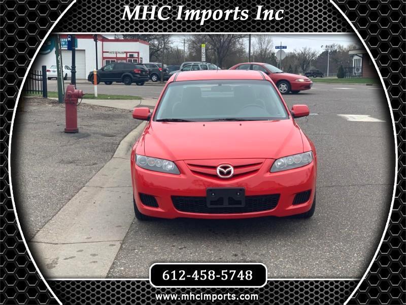 2007 Mazda MAZDA6 5dr HB Auto i Sport VE