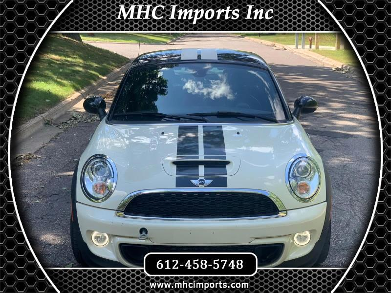 2015 MINI Cooper Coupe 2dr S
