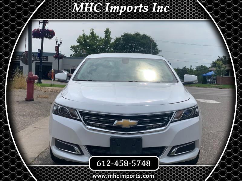 Chevrolet Impala 4dr Sdn LT w/2LT 2016