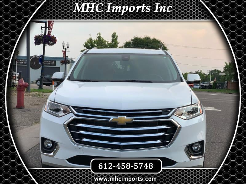 Chevrolet Traverse AWD 4dr High Country 2020