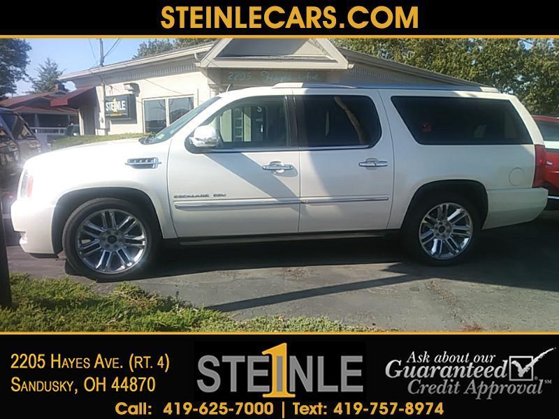 2011 Cadillac Escalade ESV AWD Platinum