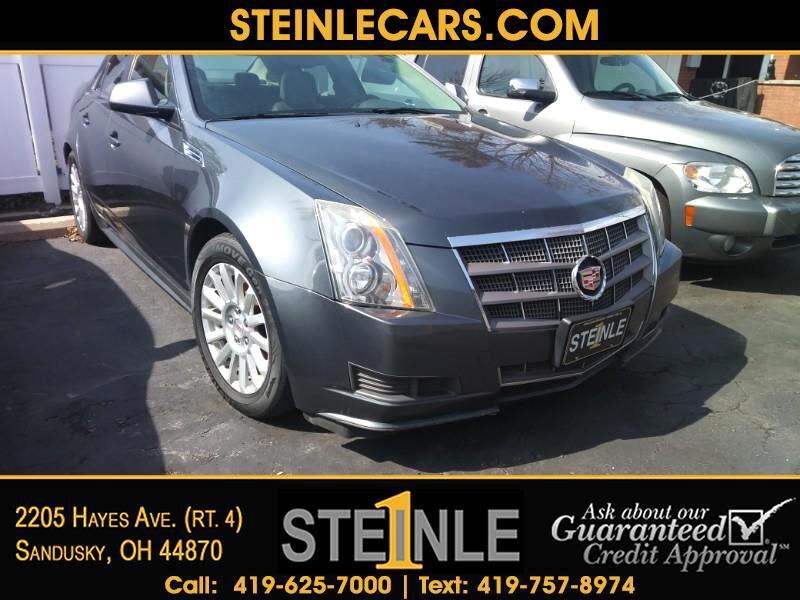 Cadillac CTS 3.0L Luxury 2010