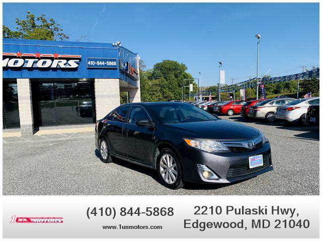 Toyota Camry 2014.5 4dr Sdn V6 Auto XLE (Natl) 2014