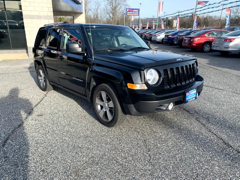 Jeep Patriot 4WD 4dr High Altitude Edition 2017