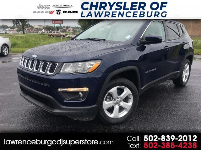 2018 Jeep Compass Latitude FWD
