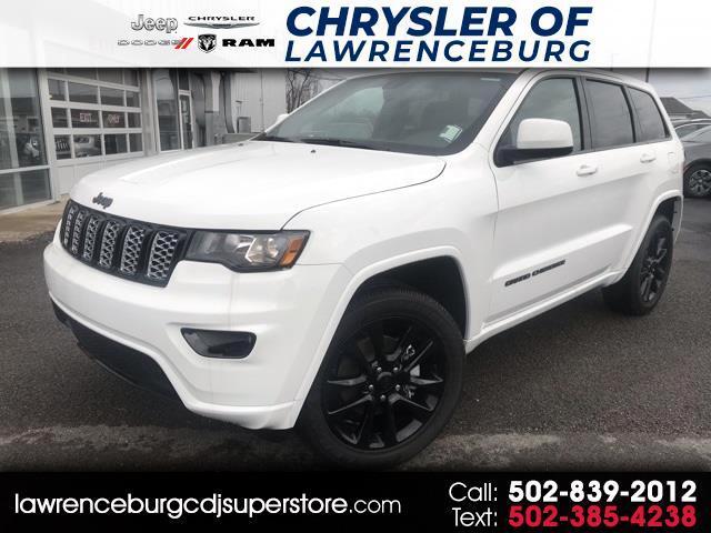 2019 Jeep Grand Cherokee Laredo 4WD