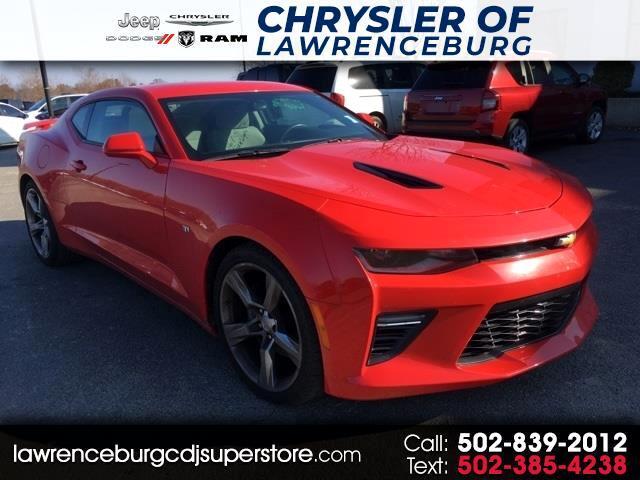 2017 Chevrolet Camaro 2dr Cpe SS w/1SS