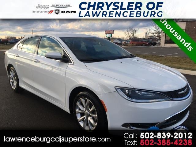 2016 Chrysler 200 4dr Sdn C FWD