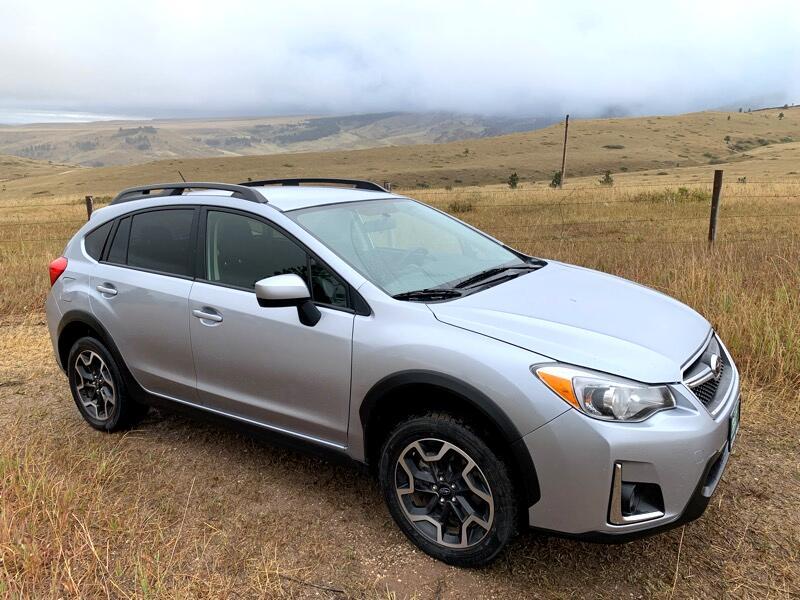 2017 Subaru Crosstrek 2.0i Premium CVT