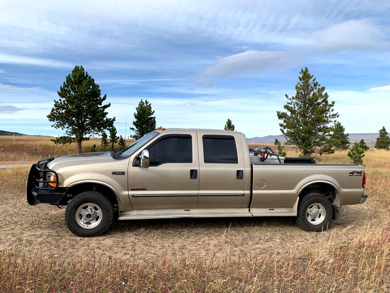 Ford F-250 SD Lariat Crew Cab Long Bed 4WD 2000
