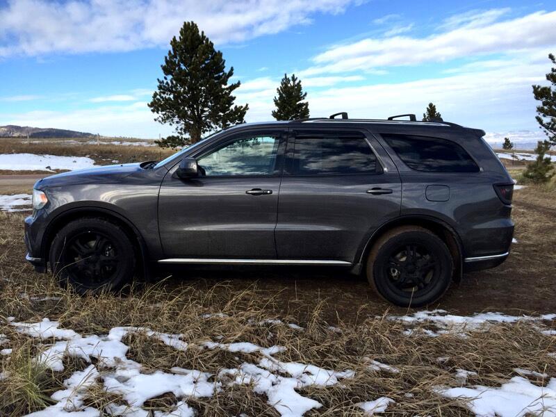 Dodge Durango SXT AWD 2015