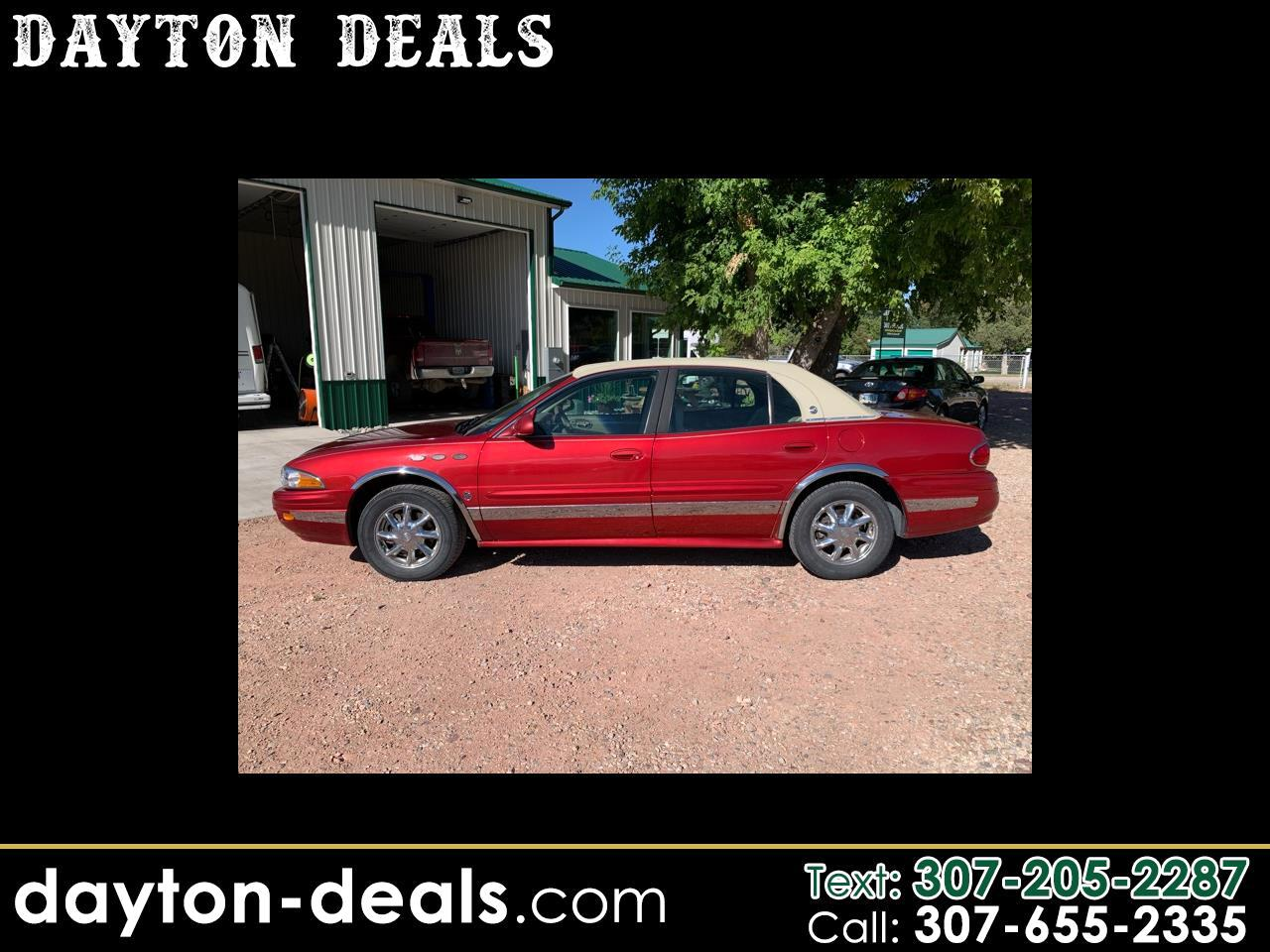 used 2004 buick lesabre limited for sale in dayton wy 82836 dayton deals dayton wy 82836 dayton deals