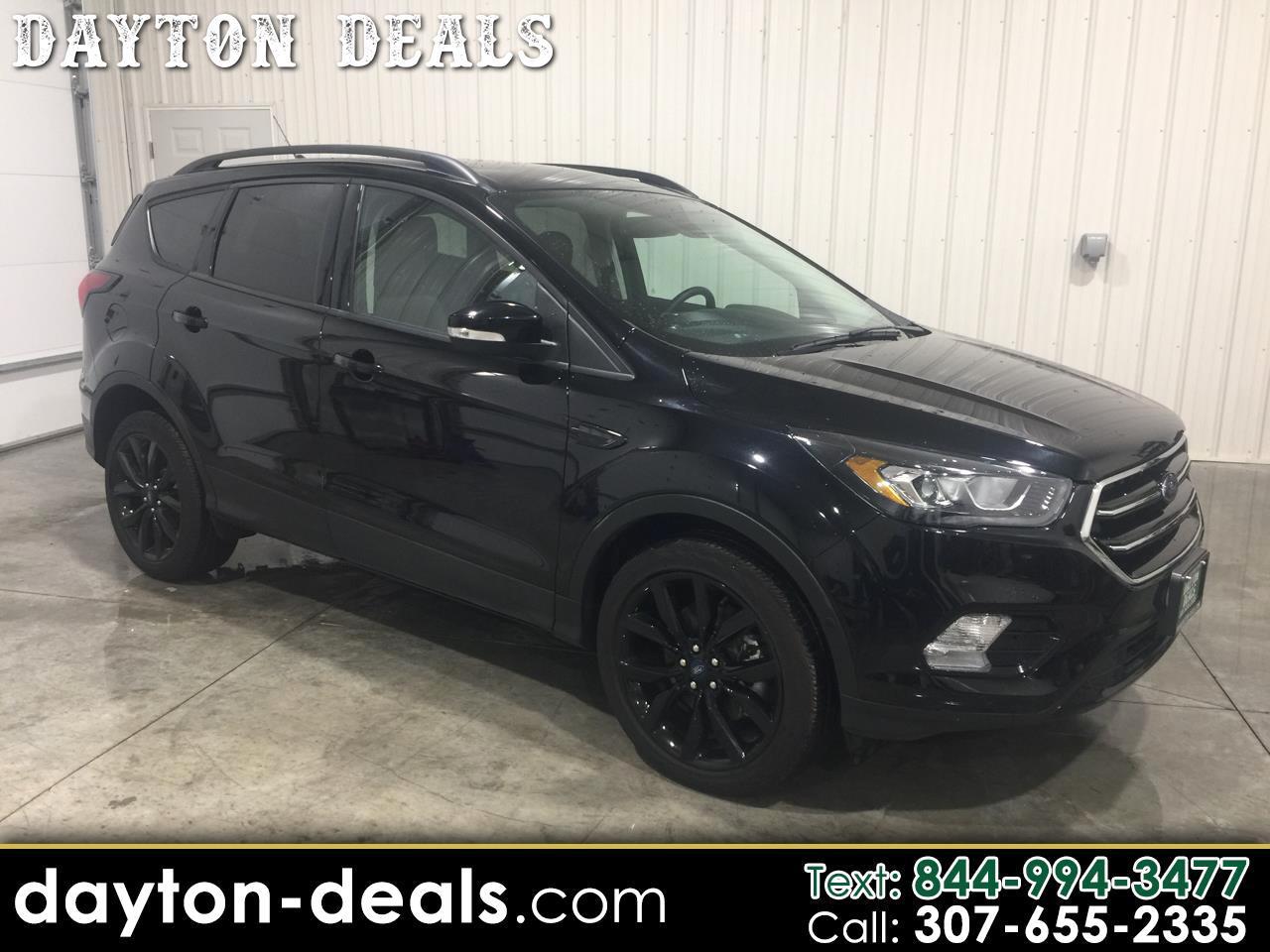 Ford Escape Titanium 4WD 2019