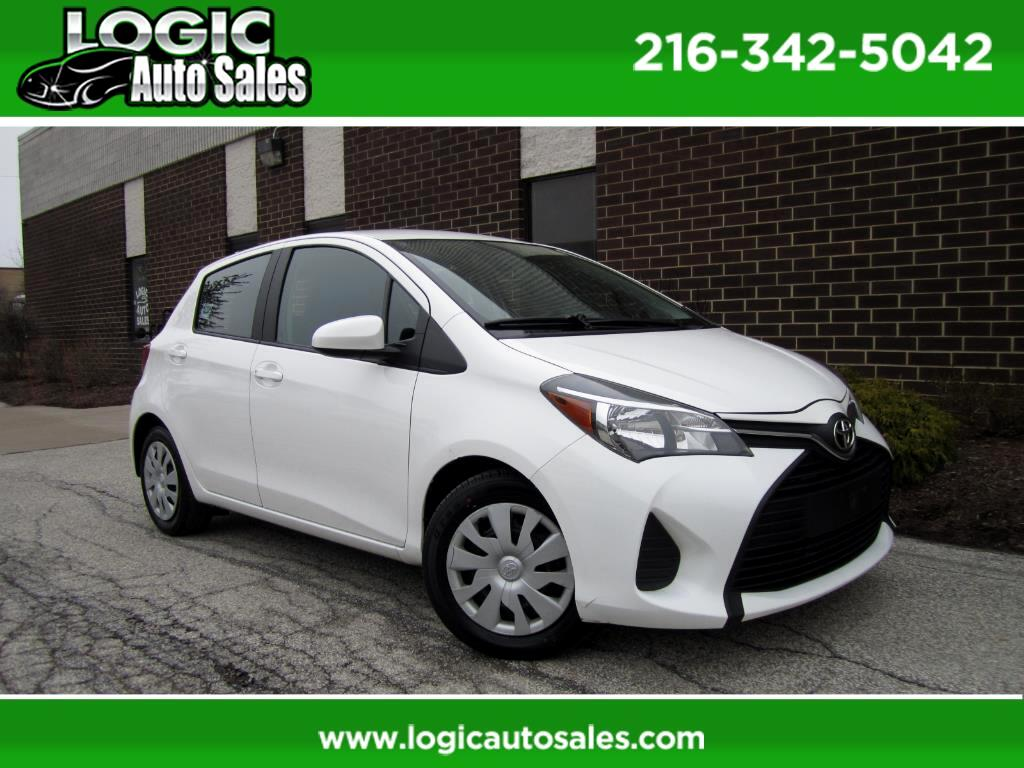 2016 Toyota Yaris L 5-Door AT