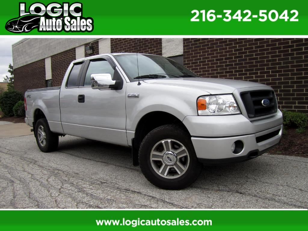 2008 Ford F-150 STX SuperCab 4WD