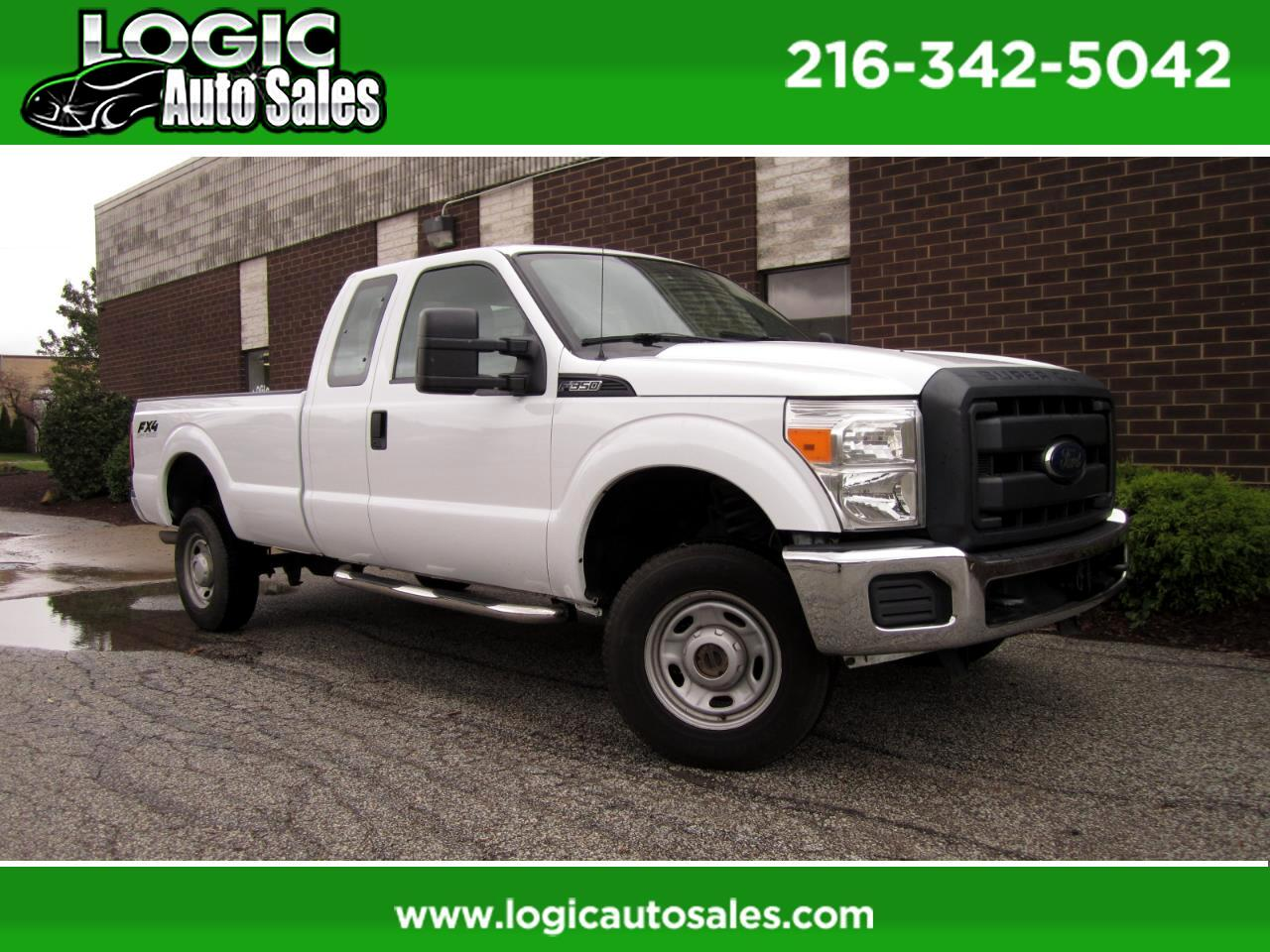 "2012 Ford Super Duty F-350 SRW 4WD SuperCab 142"" XL"