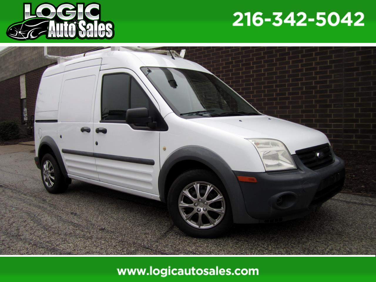 "2012 Ford Transit Connect 114.6"" XL w/o side or rear door glass"
