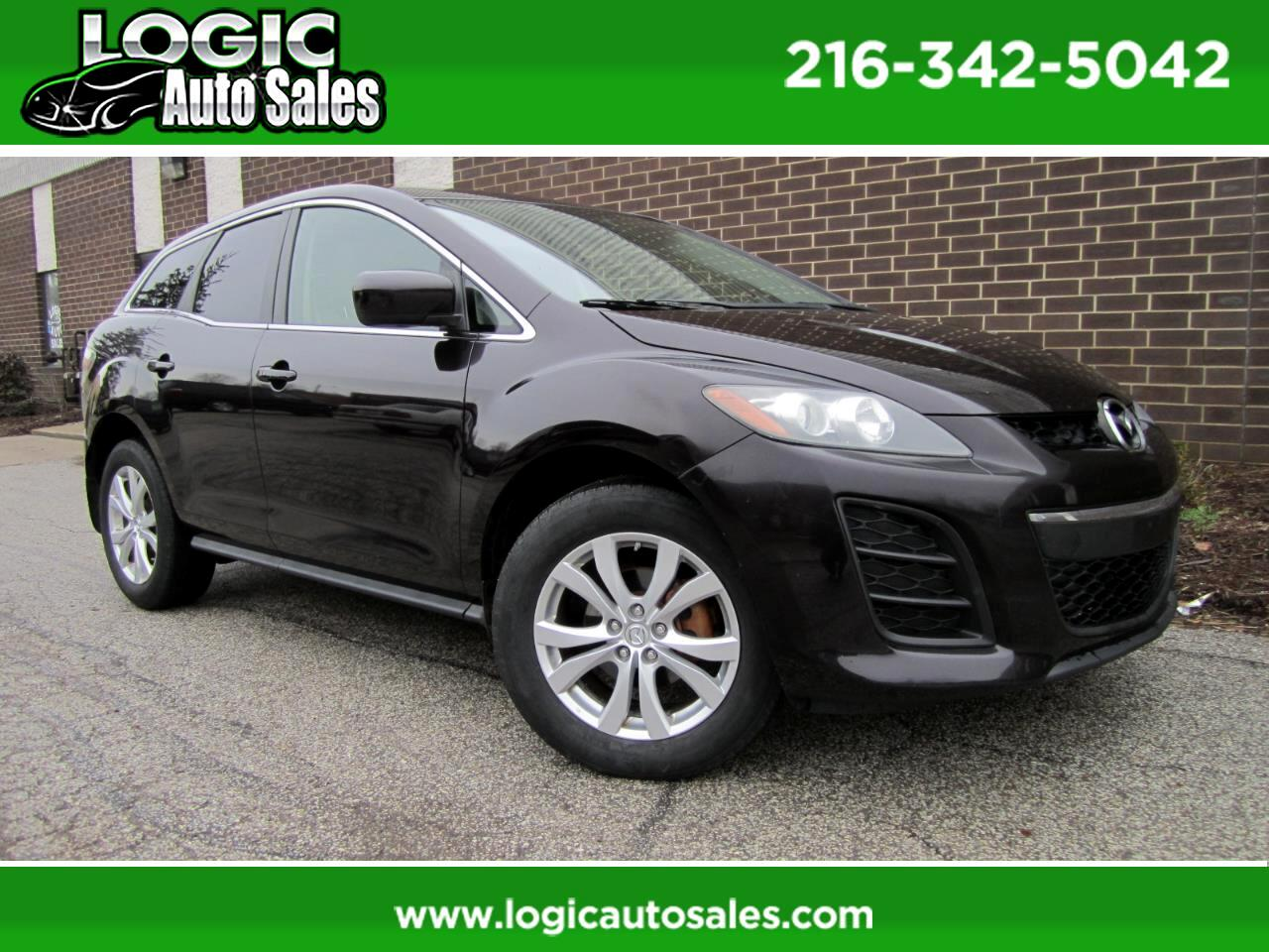 2010 Mazda CX-7 AWD 4dr s Touring