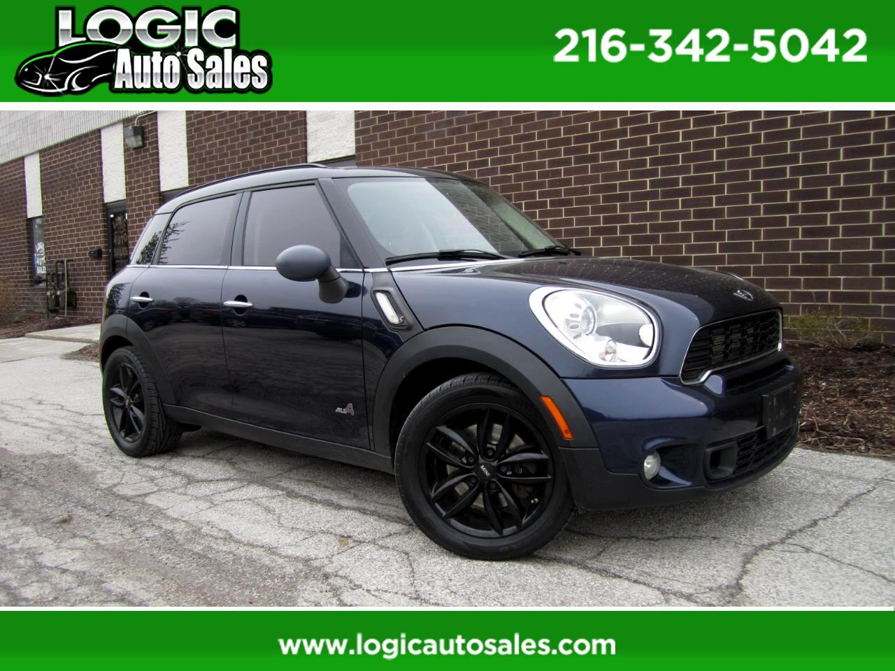 2011 MINI Cooper Countryman AWD 4dr S ALL4
