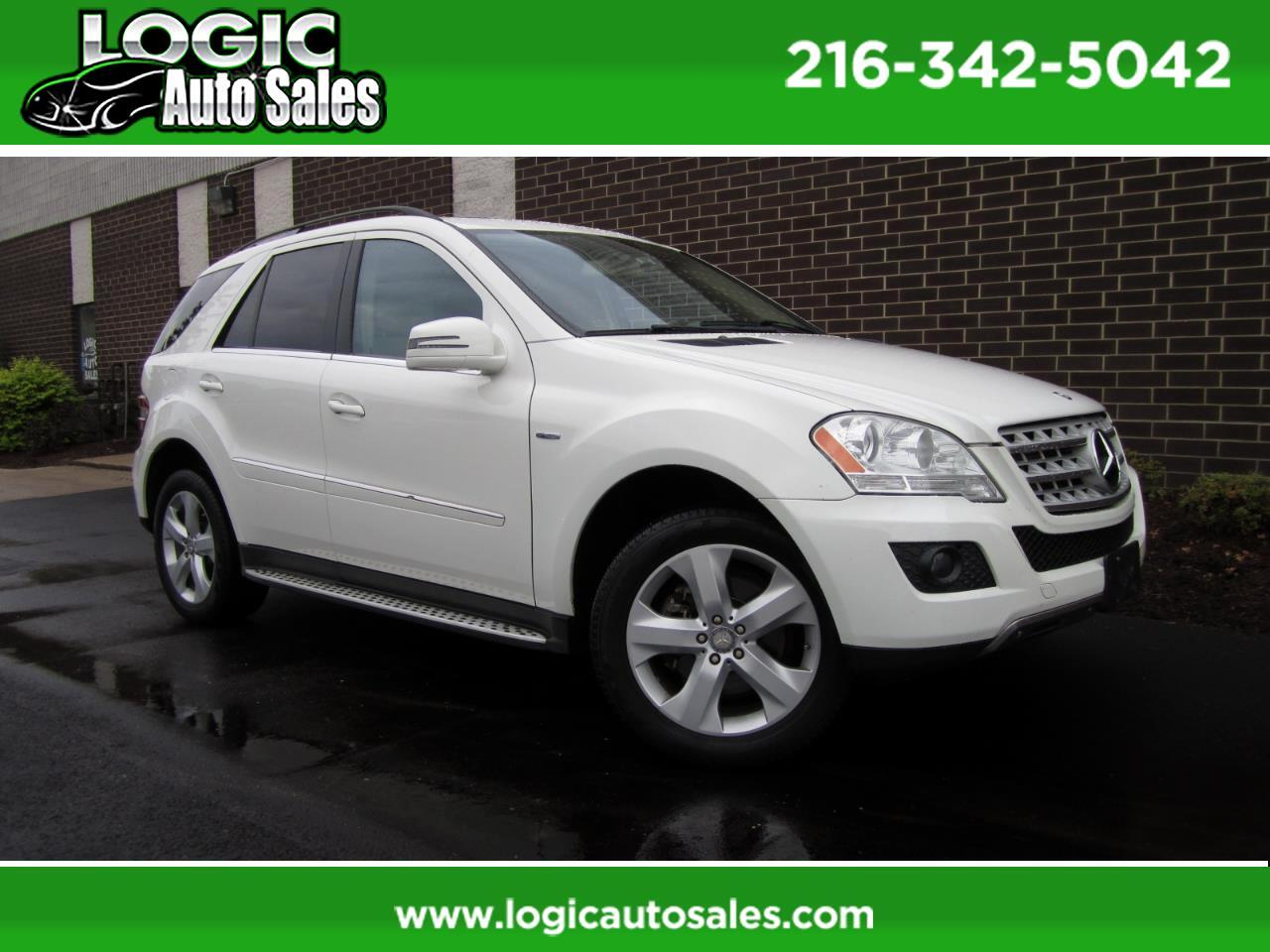 2011 Mercedes-Benz M-Class 4MATIC 4dr ML 350 BlueTEC