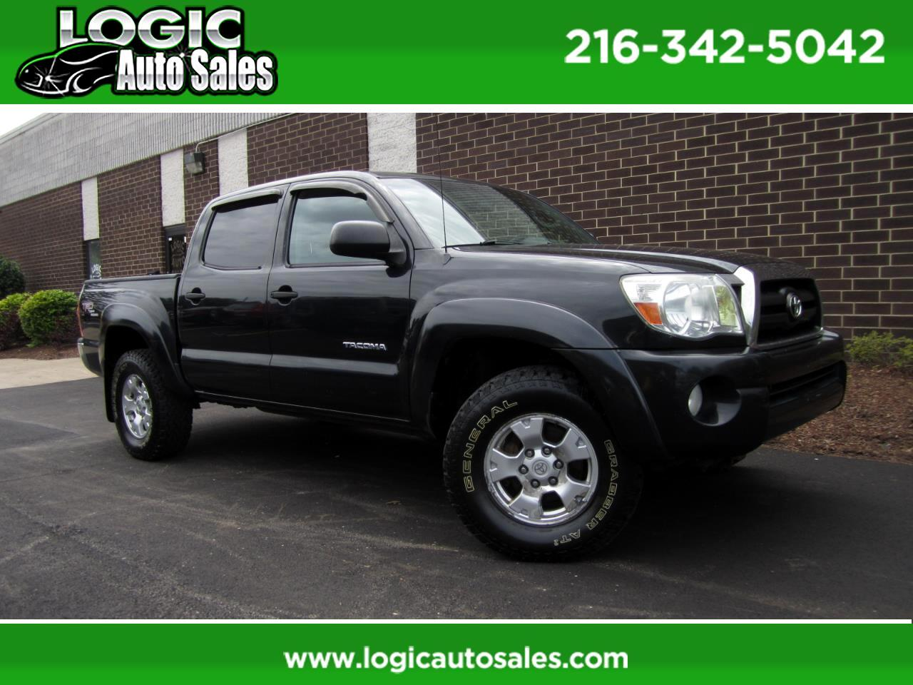 2008 Toyota Tacoma 4WD Dbl V6 AT (Natl)