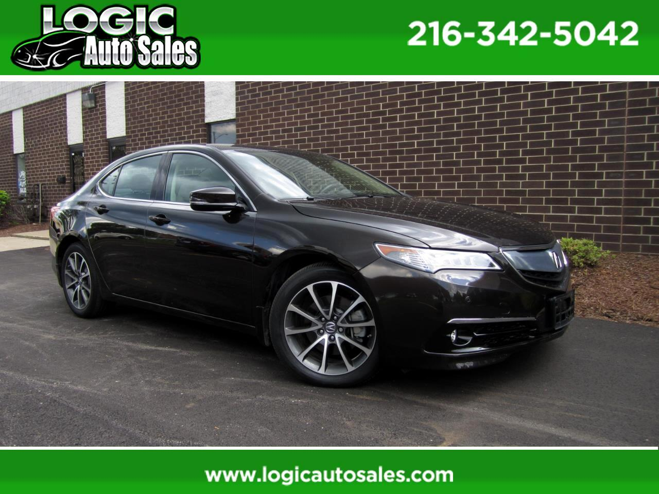 2015 Acura TLX 4dr Sdn SH-AWD V6 Advance