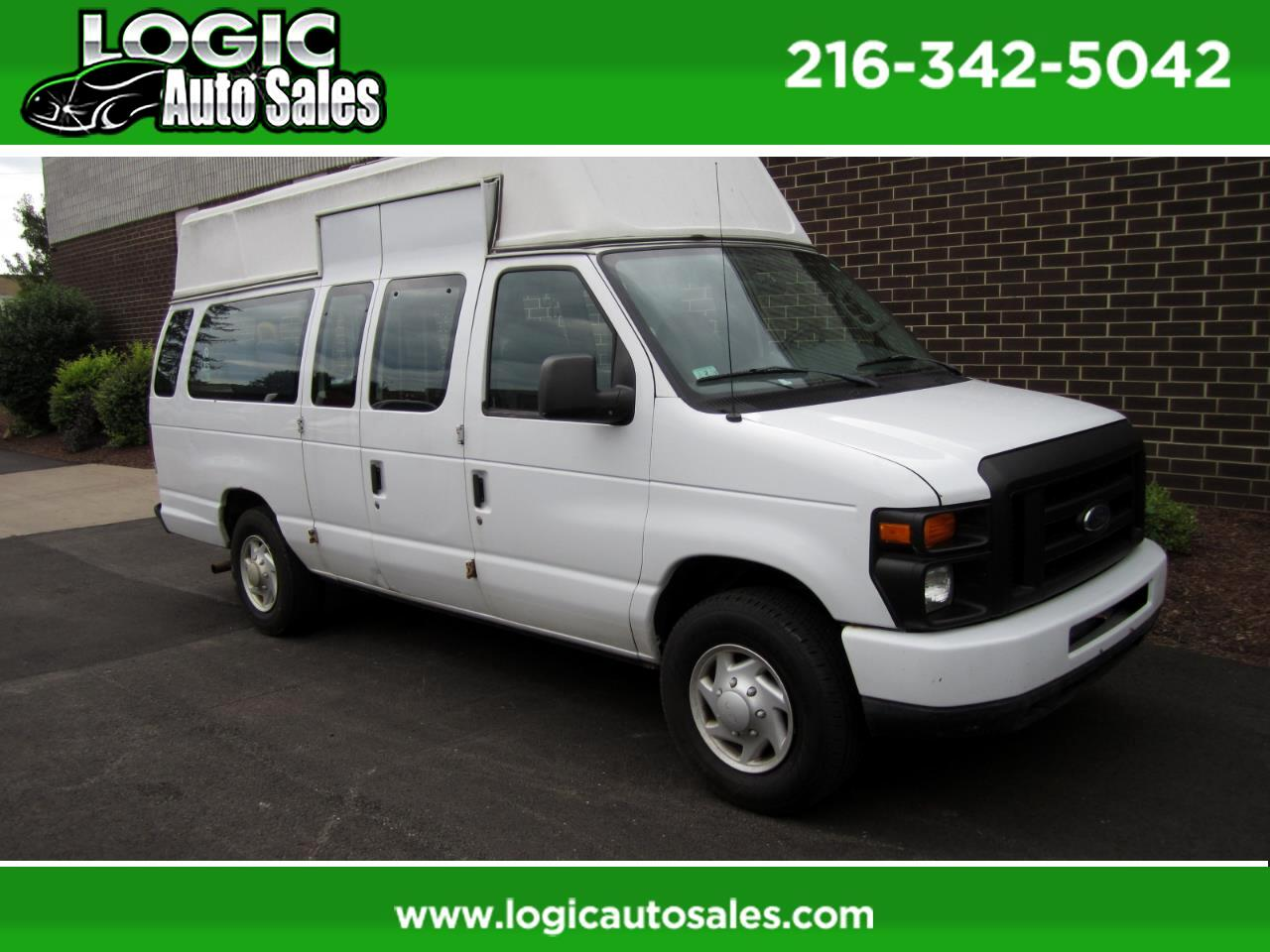 2008 Ford Econoline Cargo Van E-250 Ext Commercial